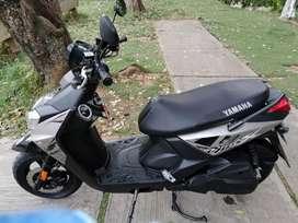 Moto Bws YW125XFI