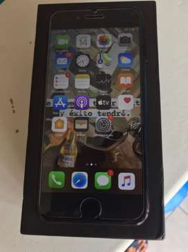IPhone 7 Jet Black de 128 gb