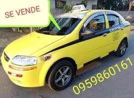 Vendo Taxi 2015 Excelente Estado