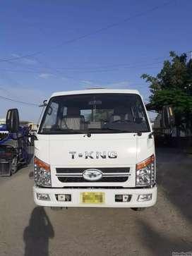 Vendo mi camion t king doble cabina motor disel esta bien conservada de mi uso personal