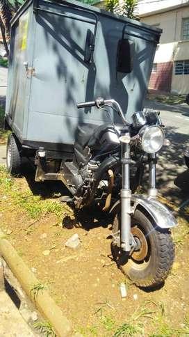 Vendo o alquilo Moto Carguero Motocarro