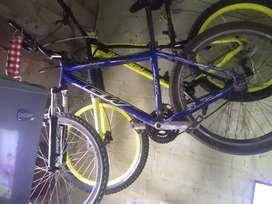 Vendo bicicleta Scorpions azul