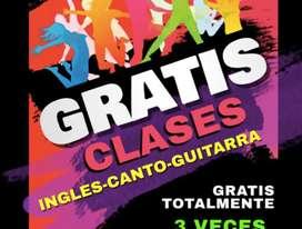 Super ganga de Clases de Música, Canto, Guitarra y Piano en Cartagena solo por hoy!!!