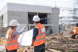 Ingeniero Civil o Arquitecto residente de obra para proyecto de construcción