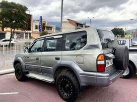 Toyota 2002 4x4 todo terreno