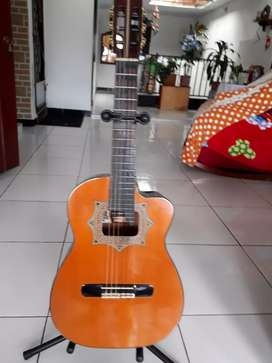 Se vende excelente guitarra requinto profesional
