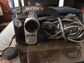 Camara de video SONY De coleccion