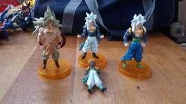 Figuras de Dragon Ball Heroes