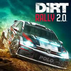 Dirt 2.0 ps4