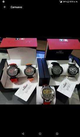 Vendo reloj tissot originales