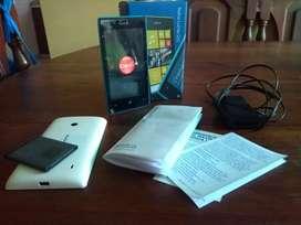 Vendo Nokia Lumia 520 completo