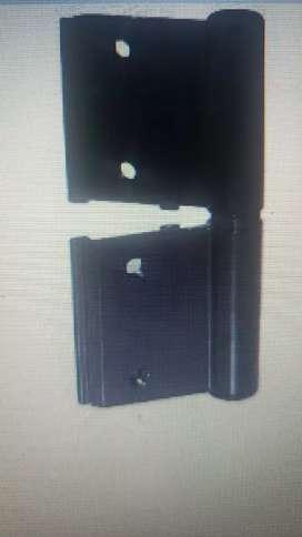Bisagras para puertas de aluminio