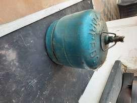 Garrafa 2 kilos Torpedo