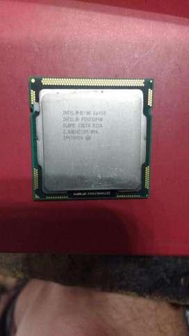 Procesador Intel Pentium G6950