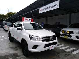 Toyota Hilux 4x4 D/C SR 2017 /2018 MT