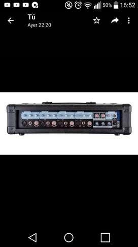 Moon m410 amplificador