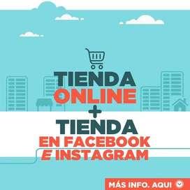 Tu Tienda Online Vende en Redes Sociales Community Manager en SMP