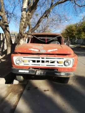 Vendo Ford 600 o permuto