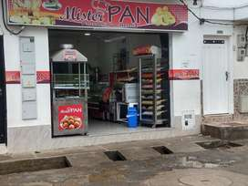 Vendo Panaderia Bien Acreditada en Santu