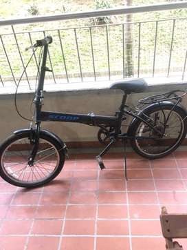 Bicicleta plegable Scopp