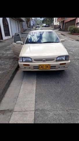 GANGAZO CARRO MAZDA 323