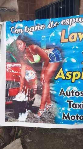 Necesito personas con experiencia en lavar carros.