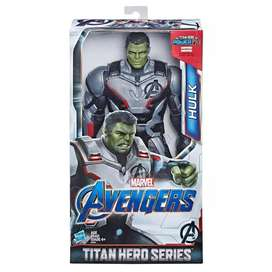 Muñeco Hulk Avengers 30 cm Original Hasbro