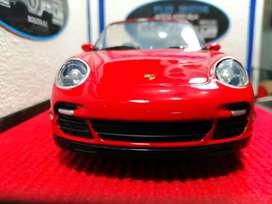Porsche 911 CABRIOLET - autos a escala - carros de colección
