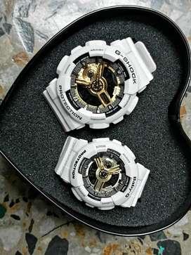 Reloj parejas casio