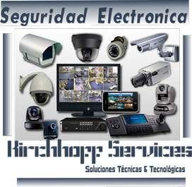 SEGURIDAD ELECTRONICA - KIRCHHOFF SERVICE