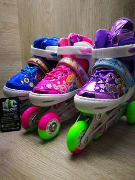 promo patines  de las princesas mejor regalo para esta navidad