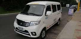 Minivan 6 pasajeros