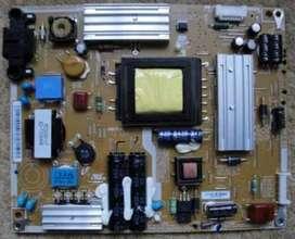 placas fuente, tcom, main, cables flex, para lcd, led
