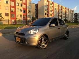 Nissan march sense 2012 unico dueño en excelente estado