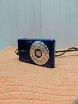 Reparación cámara sony W530