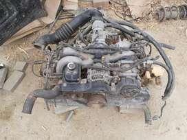 Venta de motor Subaru año 93
