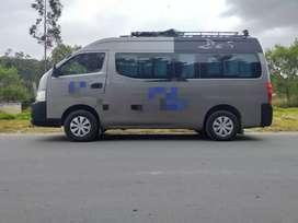 Vendo Combi con asientos reclinables tipo bus