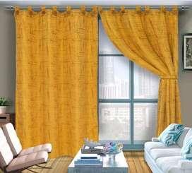 Vendo hermosas cortinas ayacales