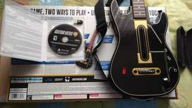 Guitar Hero Live PS3: Guitarra Juego