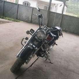 VENDO MOTO MODELO HARLEY DAVIDSON