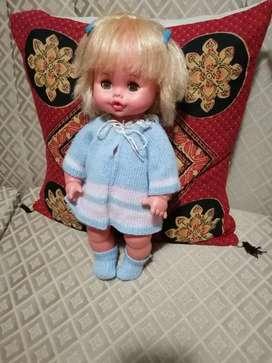 Muñeca Mocita de Basa