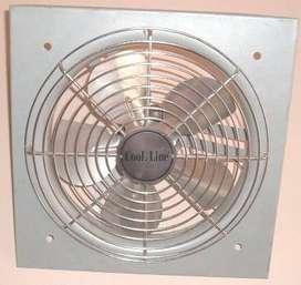 Extractor / Ventilador tipo Industrial y comercial Somos fabricantes