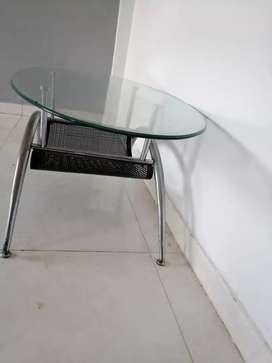 Vendo mesa de vidrio en bueno estado s