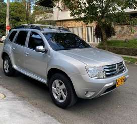 Renault Duster automatica