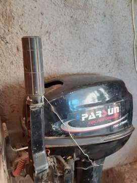 Motor parsun 15 hp