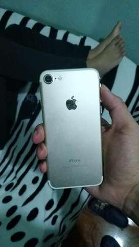 Iphone 7 Gold de 128 GB