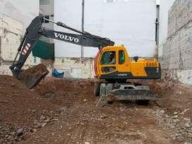 Vendo excavadora
