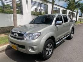 Hilux 2009 Gasolina 4X4