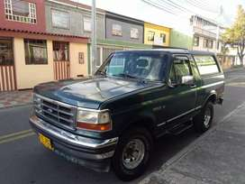 Vendo Ford Bronco '94