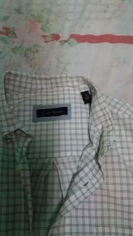 Vendo camisa mangas corta talla m